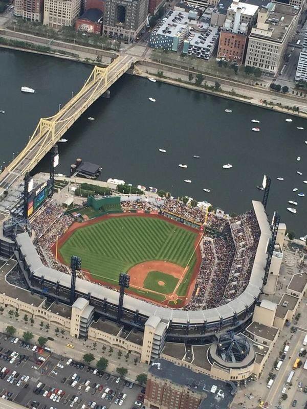 Pnc Park Pittsburgh Pa Mlb Stadiums Baseball Park Major League Baseball Stadiums