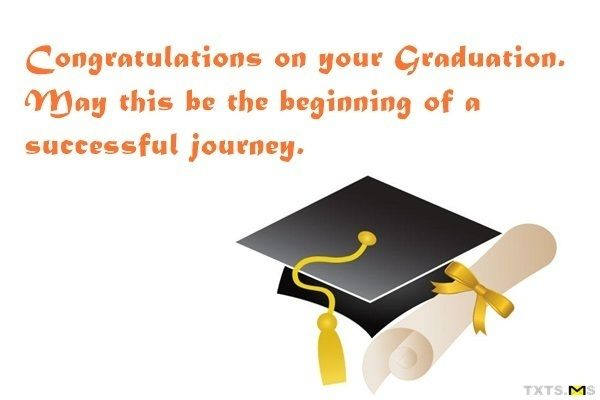 congratulations wishes for your graduation