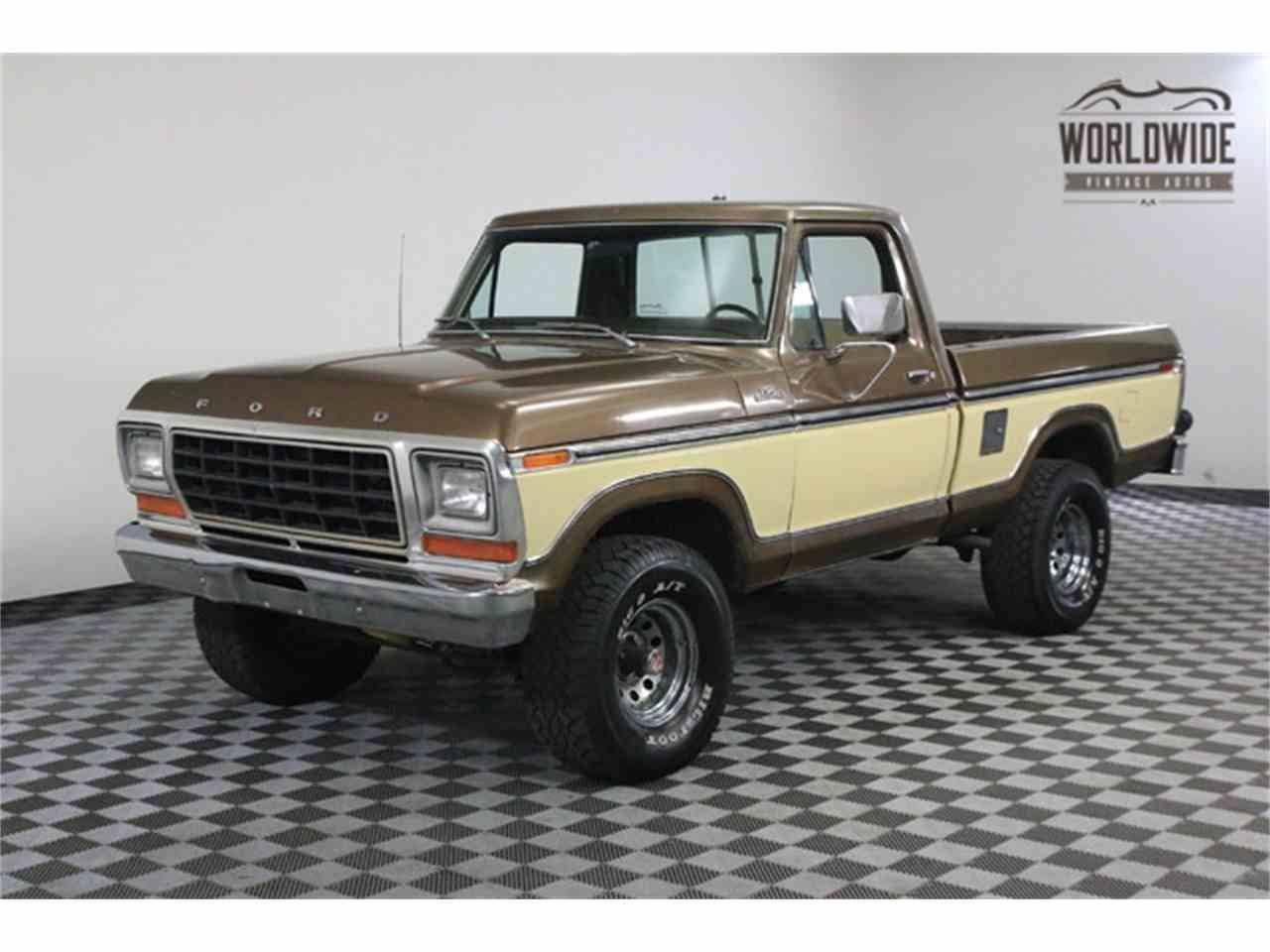 Classifieds For 1977 To 1979 Ford F150 14 Available Ford F150 1979 Ford F150 Classic Ford Trucks
