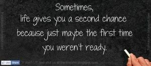 First Love Second Chance Quotes Love Pinterest Second Chances