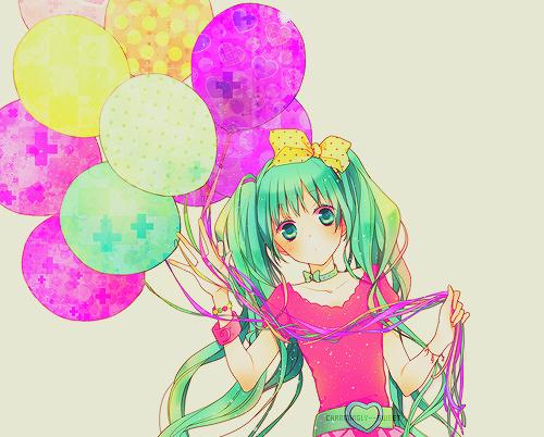 Resultado de imagem para hatsune miku tumblr