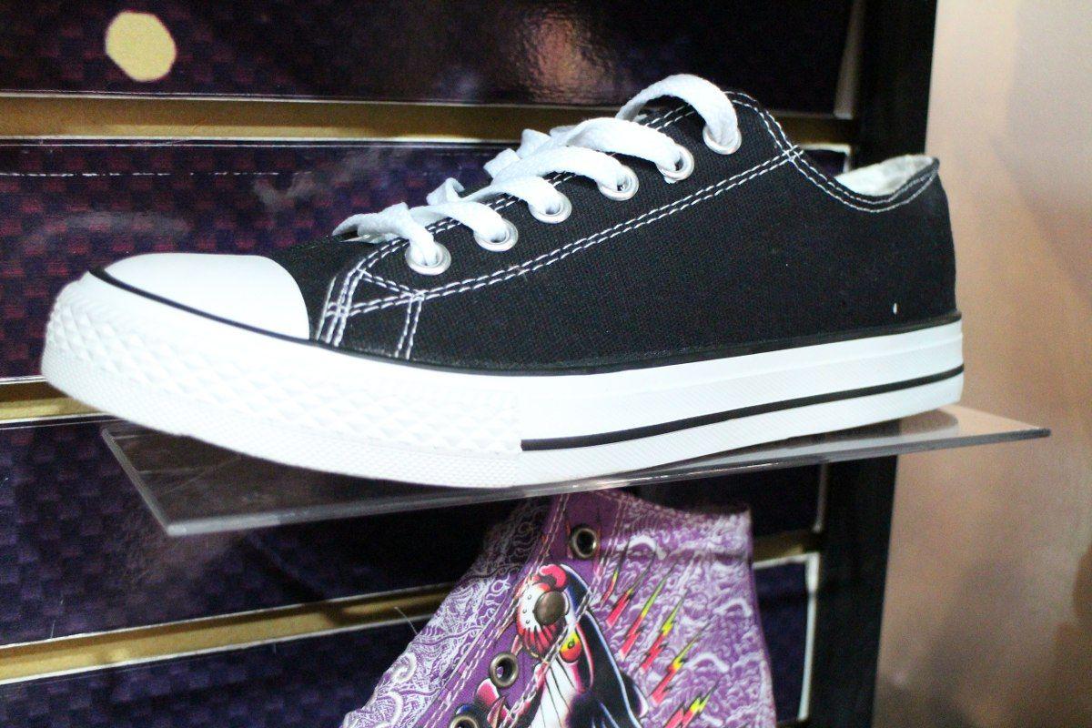 zapatos converse corte bajo
