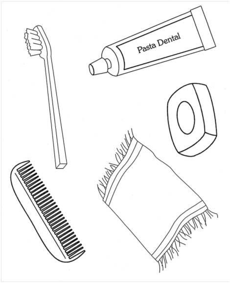 Utiles De Aseo Habitos De Higiene Utiles De Aseo Habitos De Higiene Personal