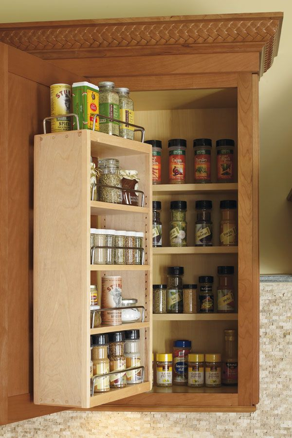 Charmant Spices Right At Your Fingertips And Ready To Use Are Easy To Access With  Our Wall Spice Rack Cabinet.
