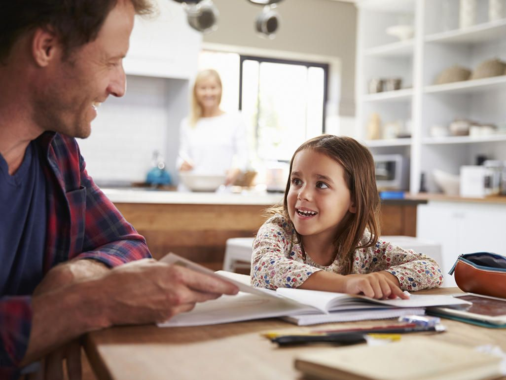 How to encourage good homework habits Homework