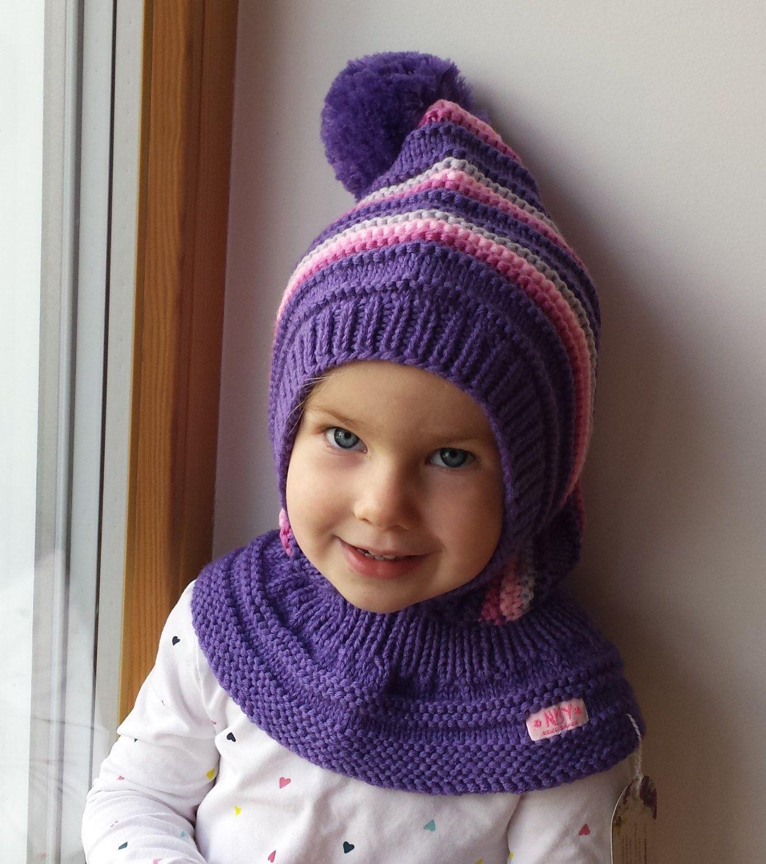 READY TO SHIP sizes 6-12m! Merino Pixie Balaclava Baby/ Toddler ...