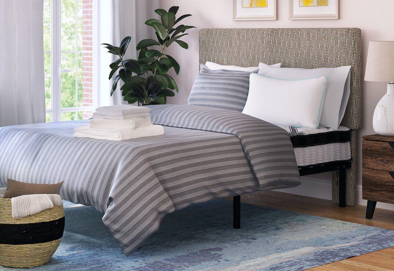Bed Frame Duvet Sets Alwyn Home Bed Sheet Sets