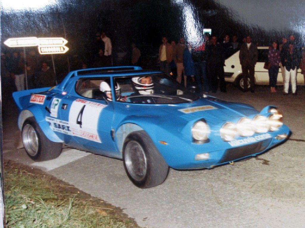 Wettbewerbshistorie meines Lancia Stratos - GP - Historic Rallying ...
