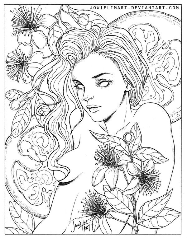 Printable coloring pages for guys ~ Working on an adult colouring book since many of you have ...
