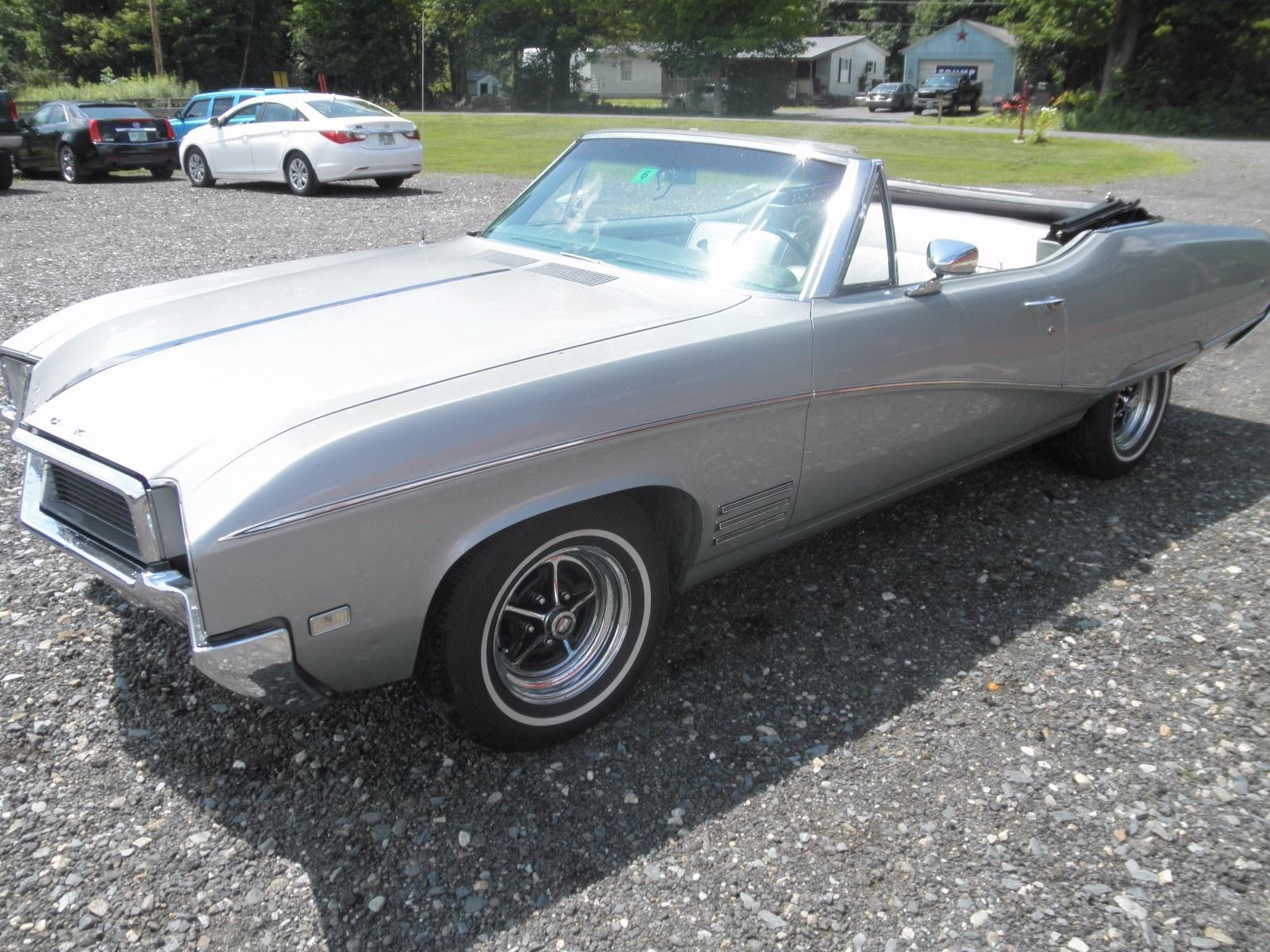 Excellent Condition 1968 Buick Skylark Convertible Buick Skylark Buick Gs Buick