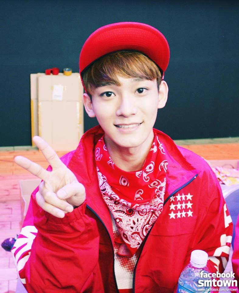 Chen - Exo happy late b-day Chen sorry I'm 4 days late I'm so sorry