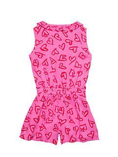toddlers' heart romper by kate spade new york