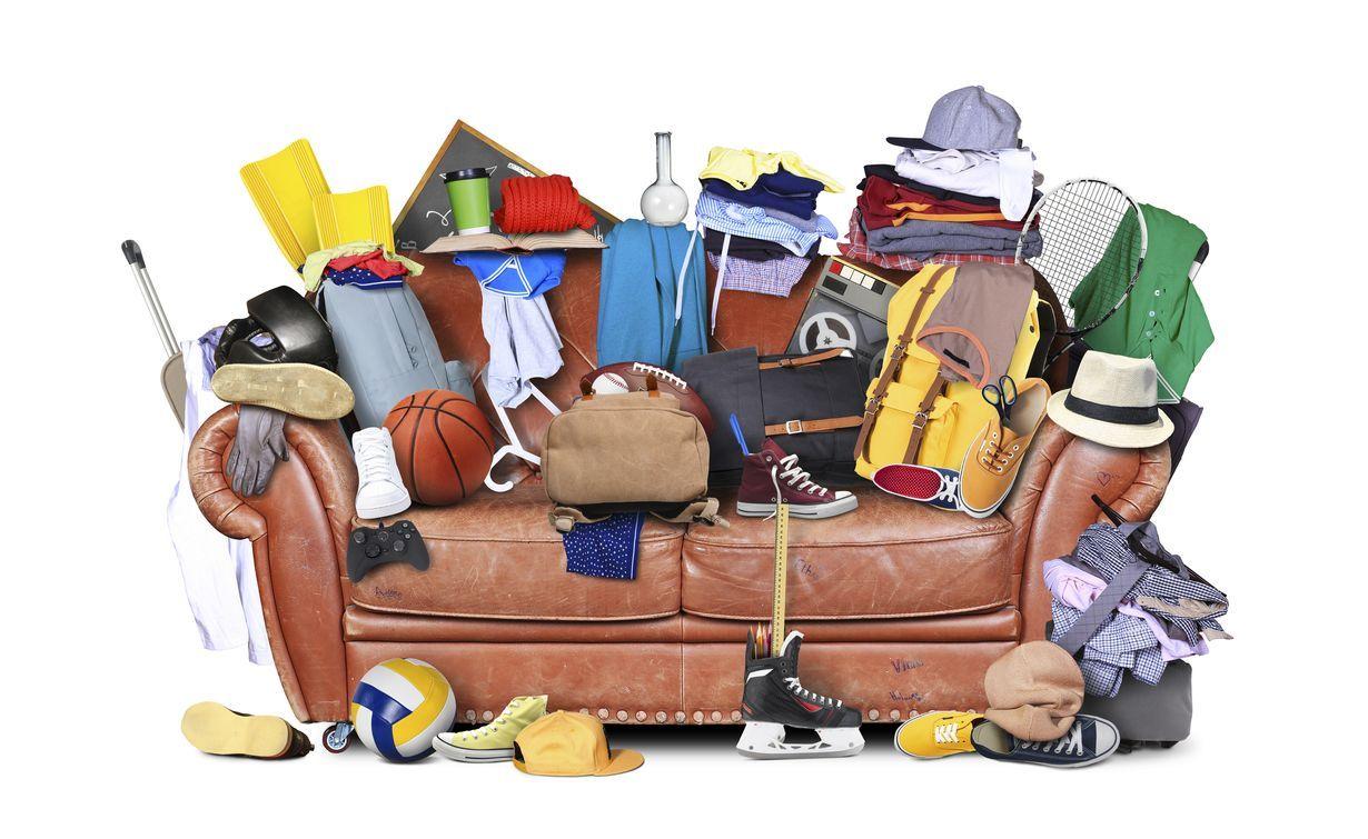 KK kutsuu keventämään kotia! Vähennä marraskuussa 30 tavaraa | Kodin Kuvalehti