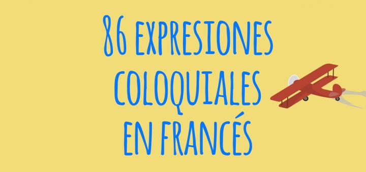 Expresiones Coloquiales Frances Expresiones En Ingles