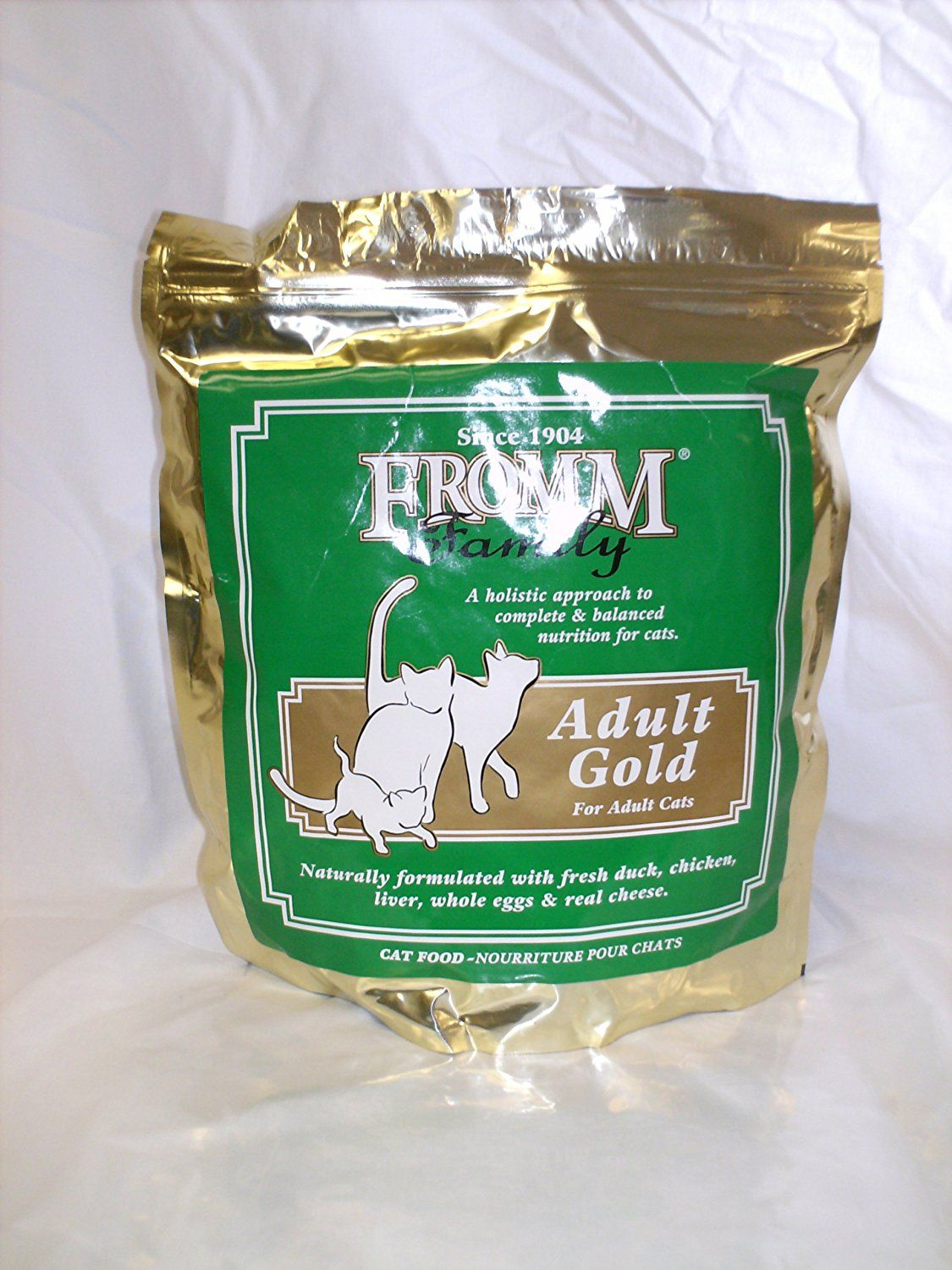 Fromm Gold Holistic Adult Dry Cat Food Discover this