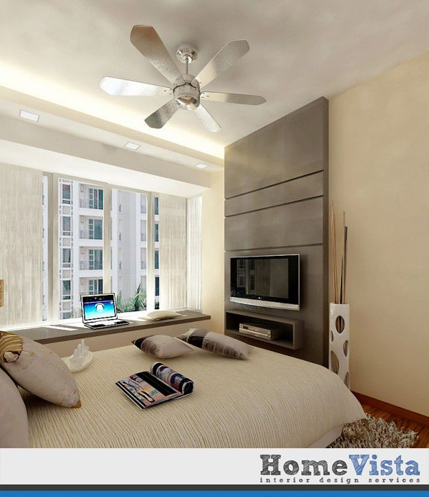 Beverly Hill Condominium HomeVista Bedroom design ideas