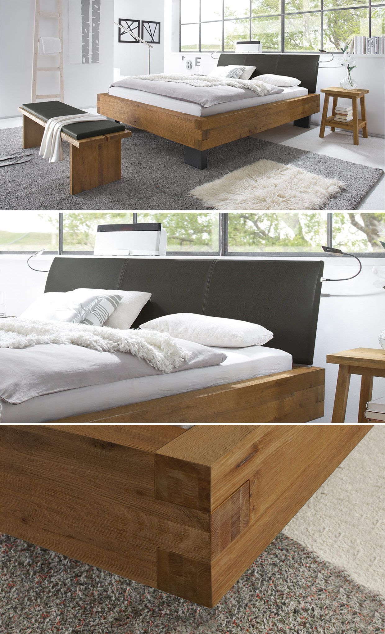Bett Schlafzimmer Bett Quotleros Quot In 2019 Wood Projects Closet Bedroom Bed