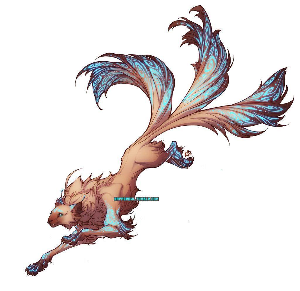 Fantasy Creature | Mythical creatures art, Mystical ... - photo#11