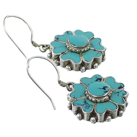 Typical Nepalese Earrings