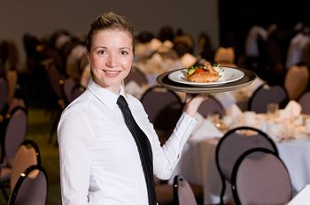 Waitress At Work   People  Work     Job Description