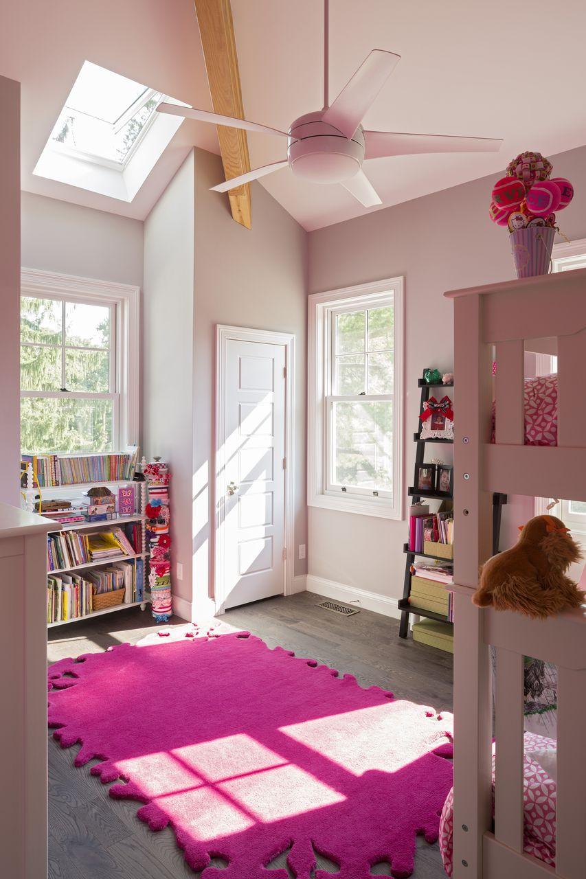 Ein Traum in Pink - das Paradies für jedes Mädchen. Die vielen ...