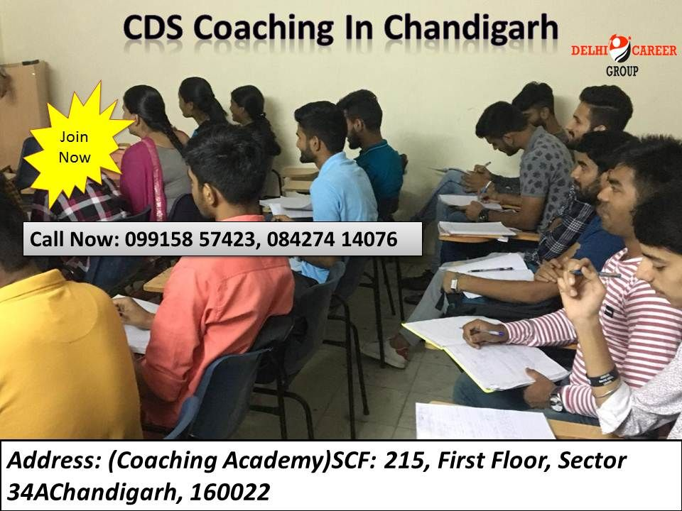 CDS Coaching in Dehradun Delhi Career Group is superior