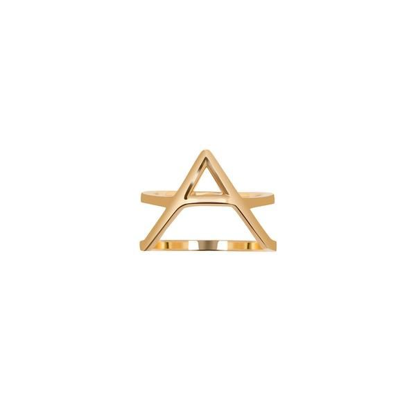 Icon Ring Icon Yellow Gold Rings Yellow Gold