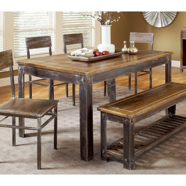 Modus Farmhouse Dining Table Simplicity Function And Fine Craftsmanship Are The Hallmarks Of Clic Style With Our
