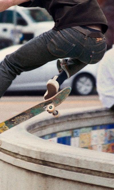 These Pants Are Build To Last Levi S Skateboarding Jeans Combine Cotton And Cordura Fibers With Construction Reinforcement Jeans Shop Saggin Pants Skate Man