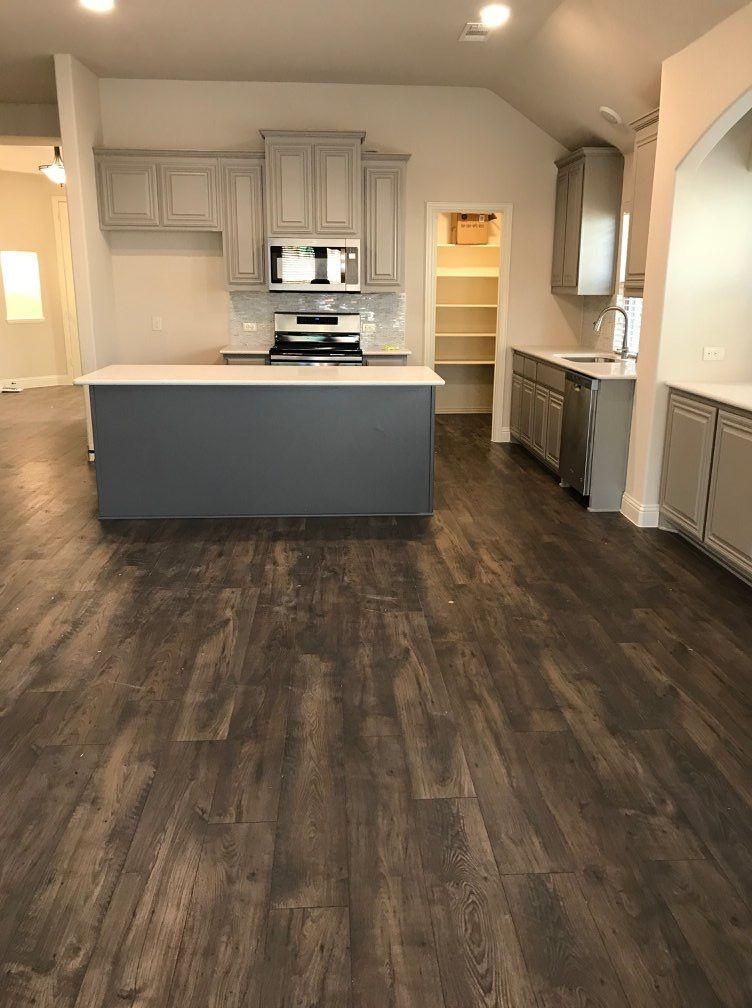 Bloomfield Homes Flooring Options, Laminate Flooring Options