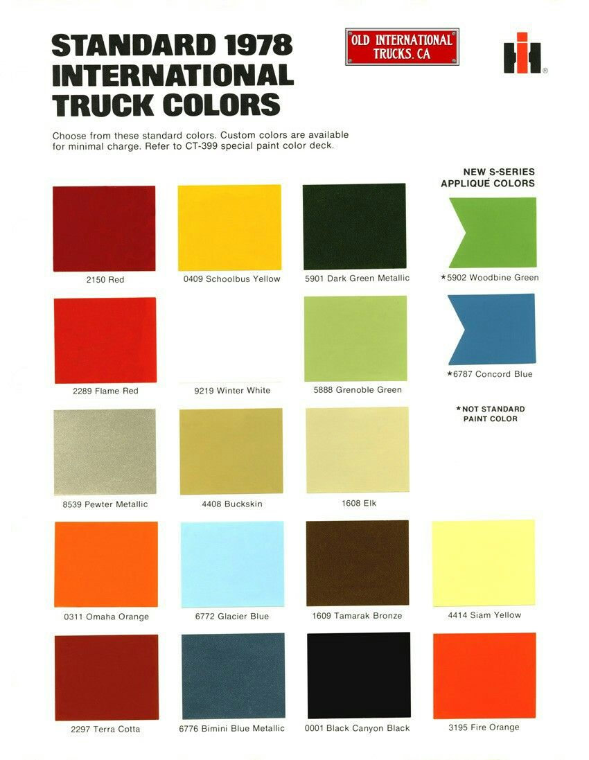Pin by pat on ih 4x4 pinterest international harvester the kirkham international motortruck collection a great reference for the history of your international truck you can check this page for the colours nvjuhfo Image collections