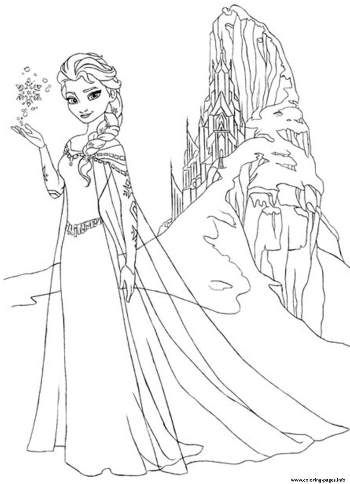 Print Frozen 244f Coloring Pages Kiddos Pinterest Ausmalbilder
