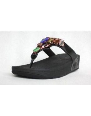 2013 Womens Fitflop Newstyle Emerald Black Clearance ,the greateat  discount, off.