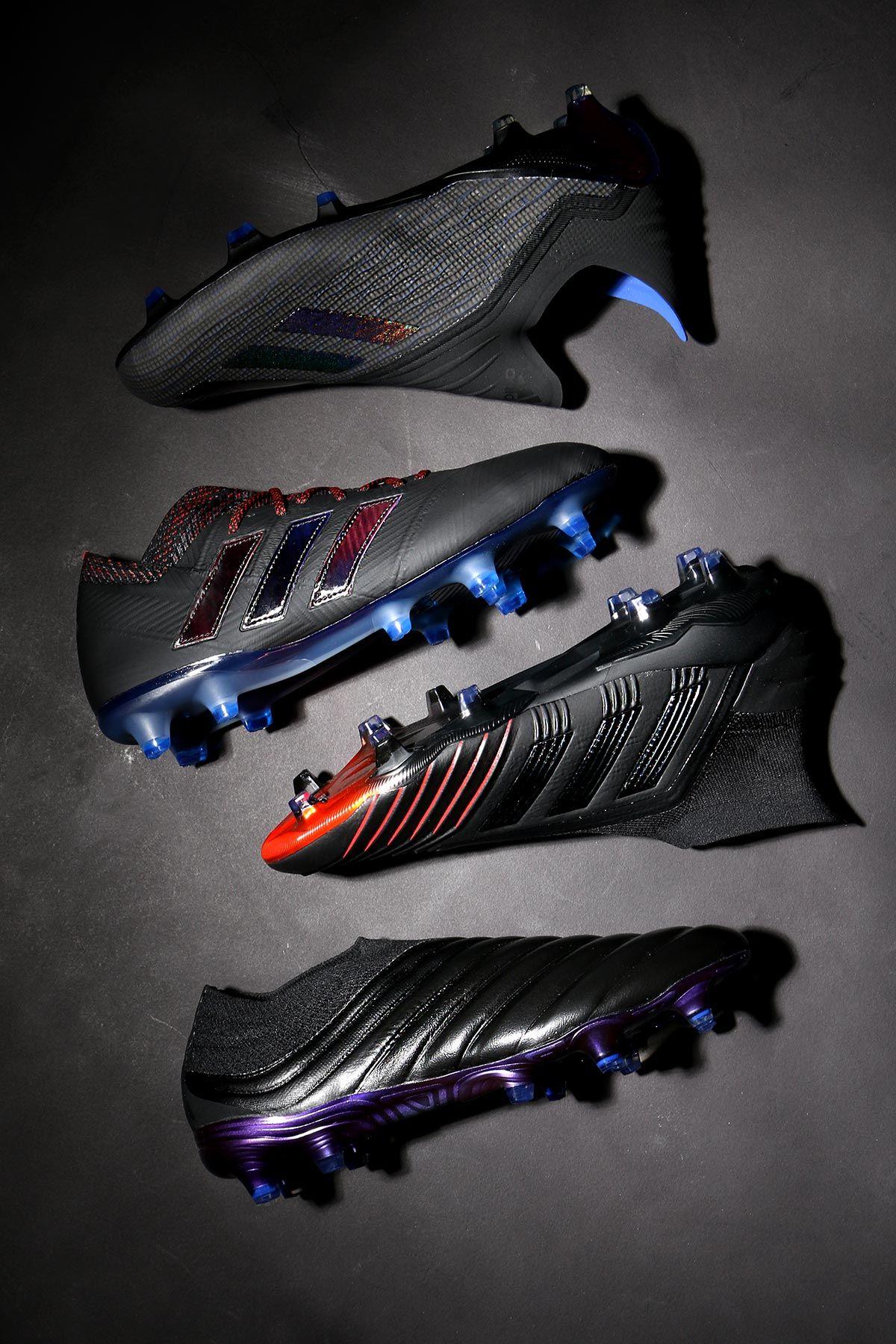 670626ee65d Nuevas botas de fútbol adidas Archetic Pack 2019 X, Nemeziz, Predator y  Copa. #futbolmania #archeticpack #adidasfootball Foto: Marcela Sansalvador  para ...