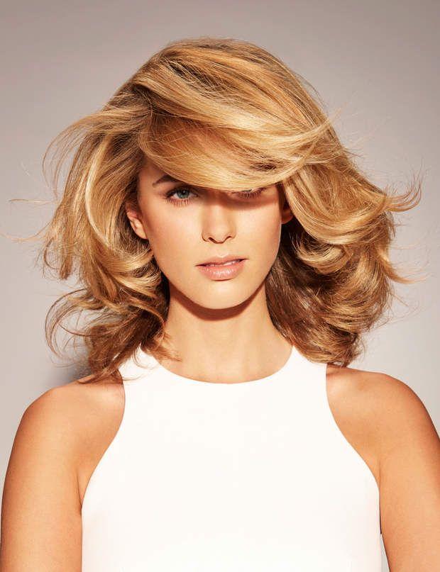Cheveux mi-longs : nos idées de coupes à oser en 2020 | Coupe de cheveux, Cheveux mi long et ...