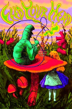 Alice in wonderland wallpaper phone, trippy, feed your ...