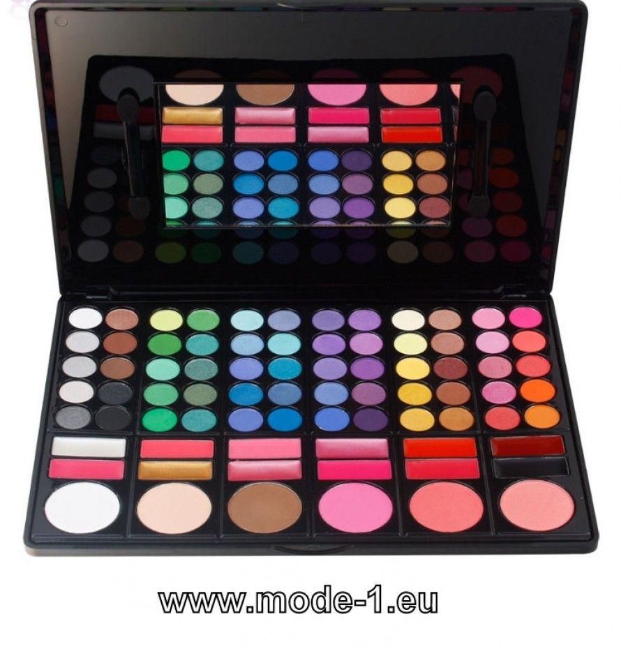 Eyeshadow Lidschatten Makeup Palette 78 Farben