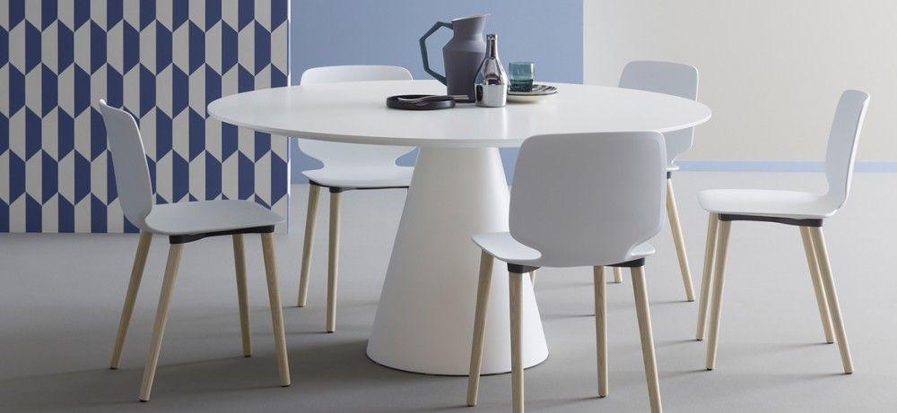 Esstisch Rund Modern Weiss Tisch Rund Tisch Weiss Rund
