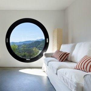 oeil de boeuf brico dans la chambre pinterest oeil. Black Bedroom Furniture Sets. Home Design Ideas