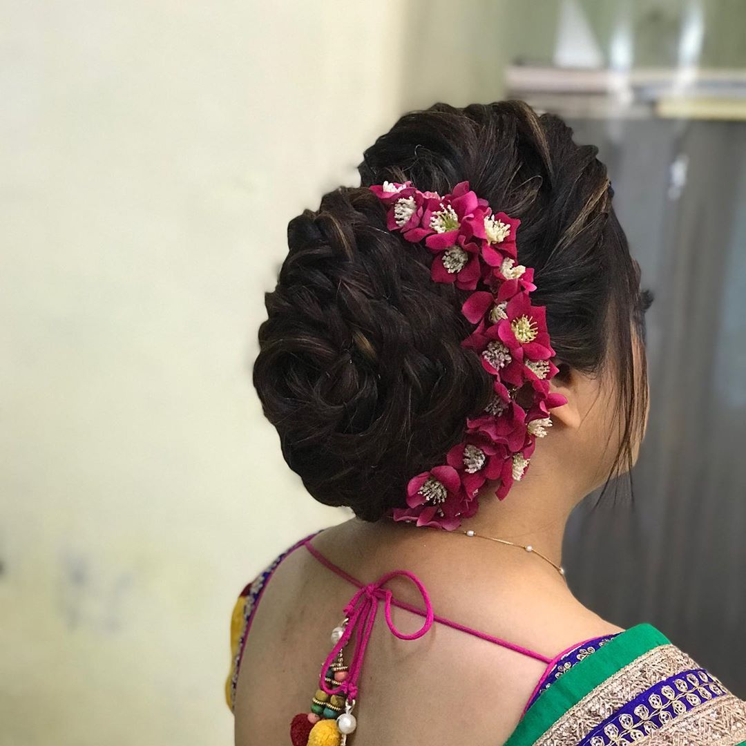 Image May Contain One Or More People Bridal Hair Decorations Bridal Hair Buns Bridal Hair