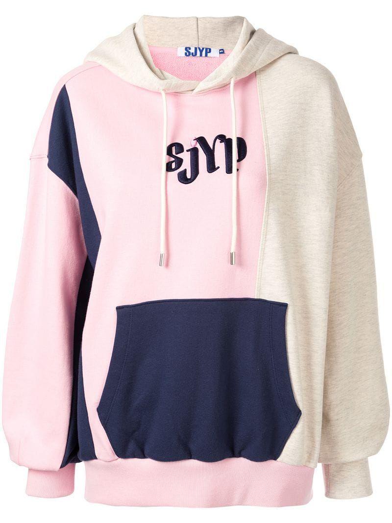 Colour block hoodie   Hoodies, Tie dye hoodie