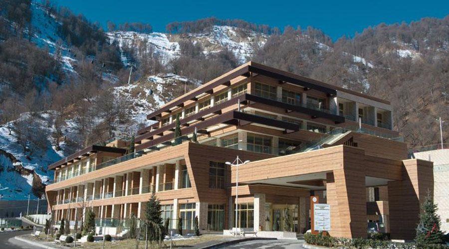 Qafqaz Tufandag Mountain Resort Hotel Mountain Resort Hotels And Resorts Hotel