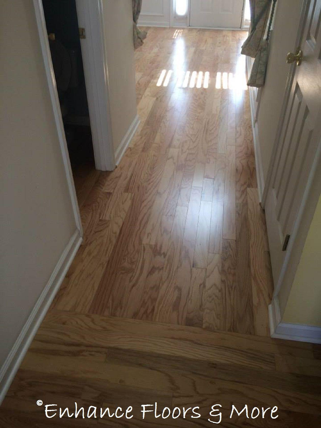 Installation By Enhance Floors More Mohawk Fairlain Oak Red Oak Natural 3 8 X 3 Engineered Flooring Floors And More Hardwood Floors