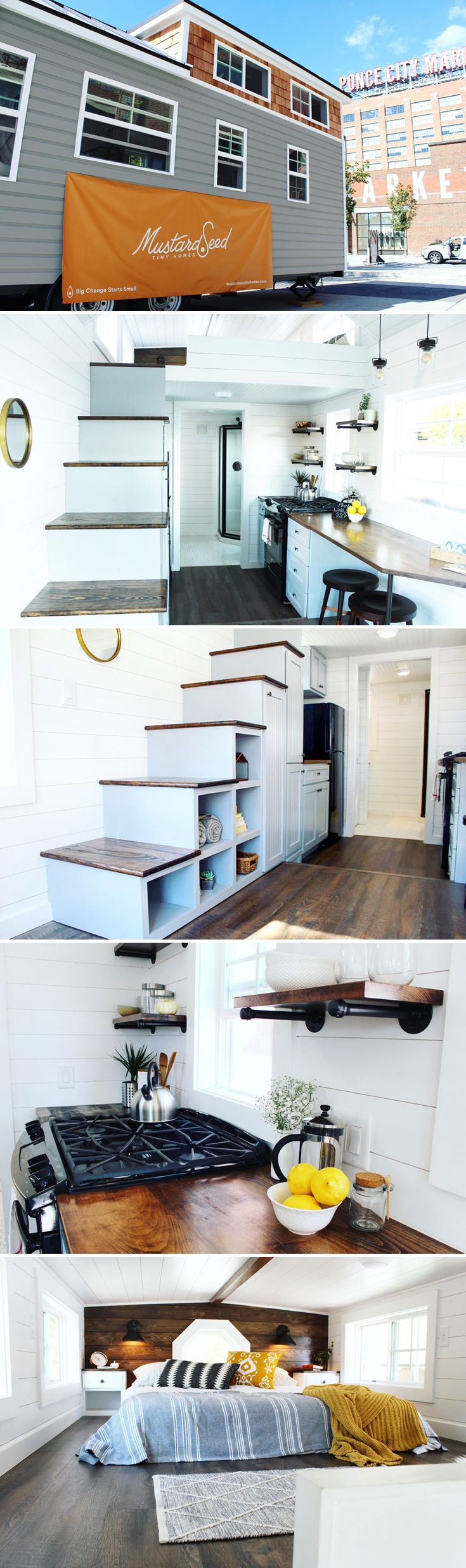 Photo of Sprout by Mustard Seed Tiny Homes – Tiny Living