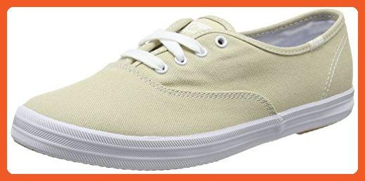 f7e65fd41a8ce Keds Champion 2K CVO Beige CVS Womens Plimsolls / Sneakers, Size 11 ...