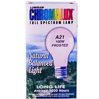The answer to our school's pre-fab fluorescent lights: full spectrum bulbs that mimic sunlight. Often used to treat SAD.