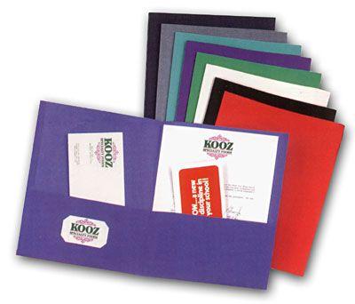 We offers cheap pocket folders printing in UK \ Europe Get high - resume folders