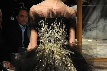 Fashion Week isn't all bizarre shock crazes. How many of these designs do you think will grace the red carpet for the Oscars?