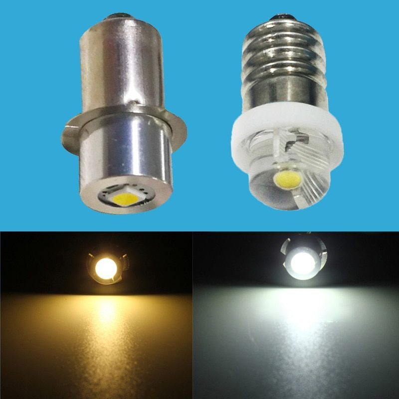 0 5w 1w 3w E10 P13 5s Led Flashlight Bulb Lamp 3v 6v 9v 12v Led Bulb Replacement Flashlight Cree Torch Bulb 3 Volt Screw Bulb Led Bulb 12v Led Led Flashlight