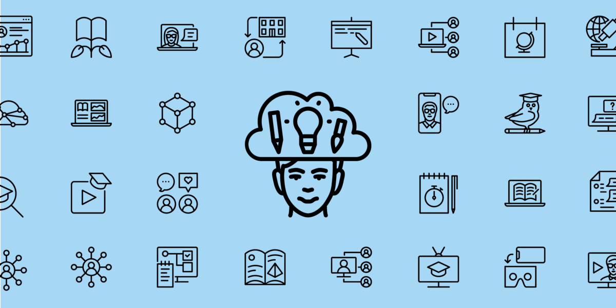 50 Free Vector Icons Of Online Learning Designed By Freepik Online Learning Learning Design Learning